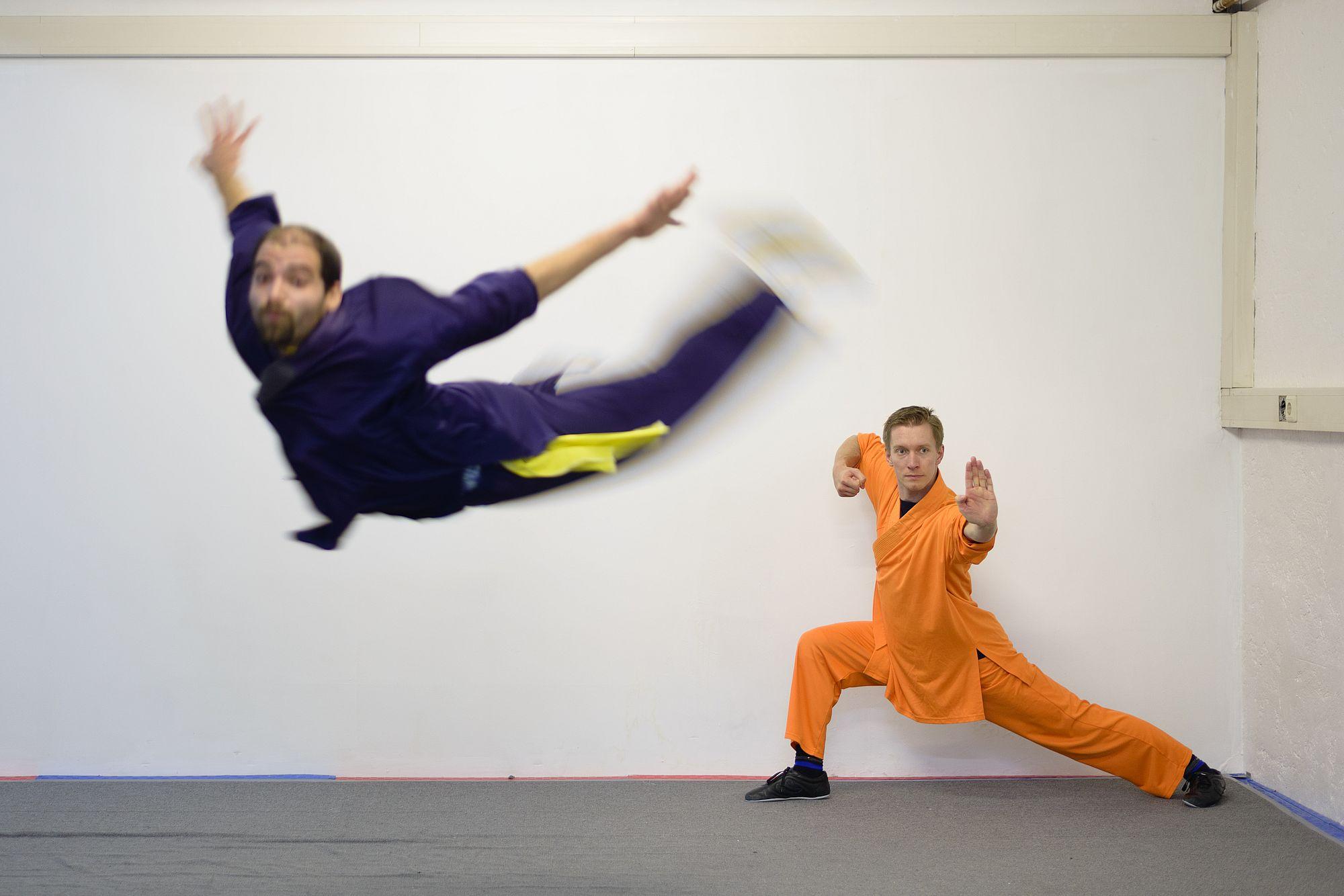Shaolin Tempel Graz For Megaphon Magazine