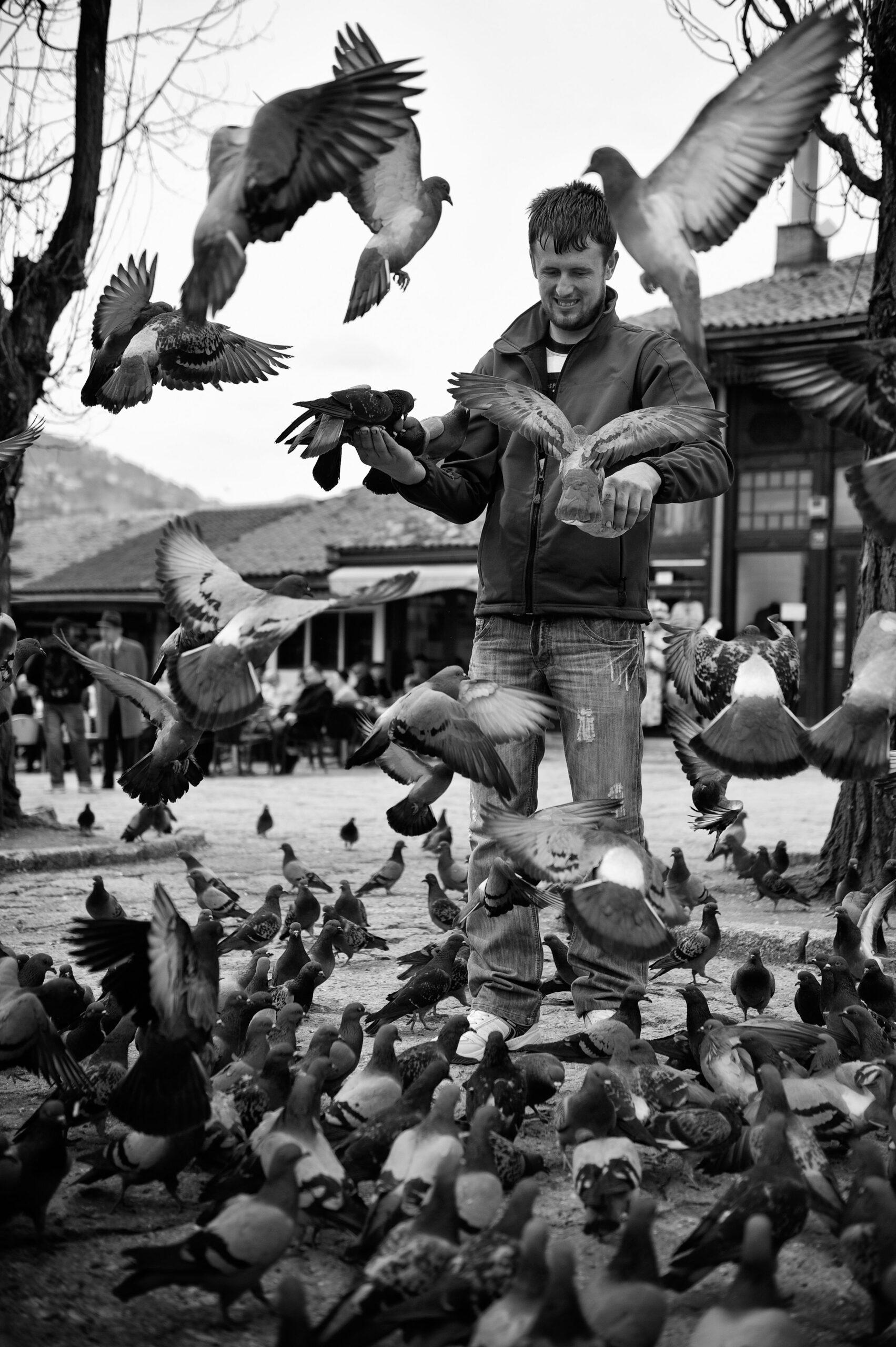 Sarajevo For SturmEcho Magazine